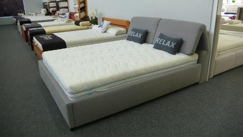 łóżko Desire 2000 Tapicerowane Firma Relaks