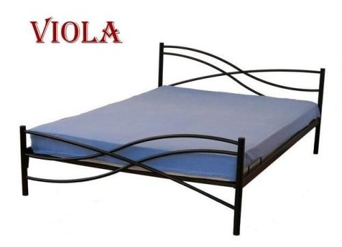 łóżko Metalowe Viola