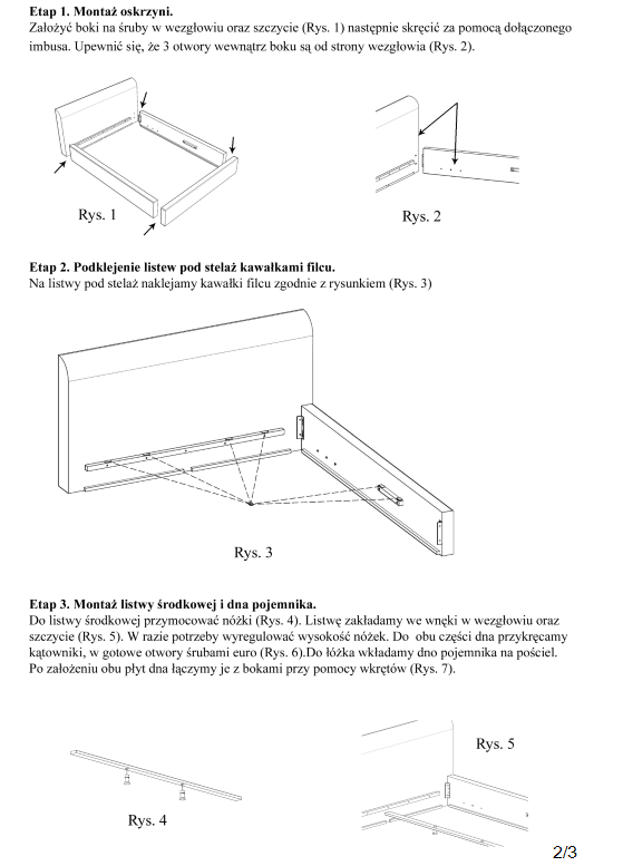 łóżko Futura Zagłówek Wysoki Bok Wysoki Tapicerowane New Design